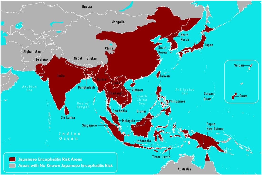 Epidemiology and Transmission ofJapanese Encephalitis (JE) Virus