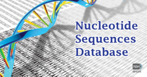 Nucleotide sequences database