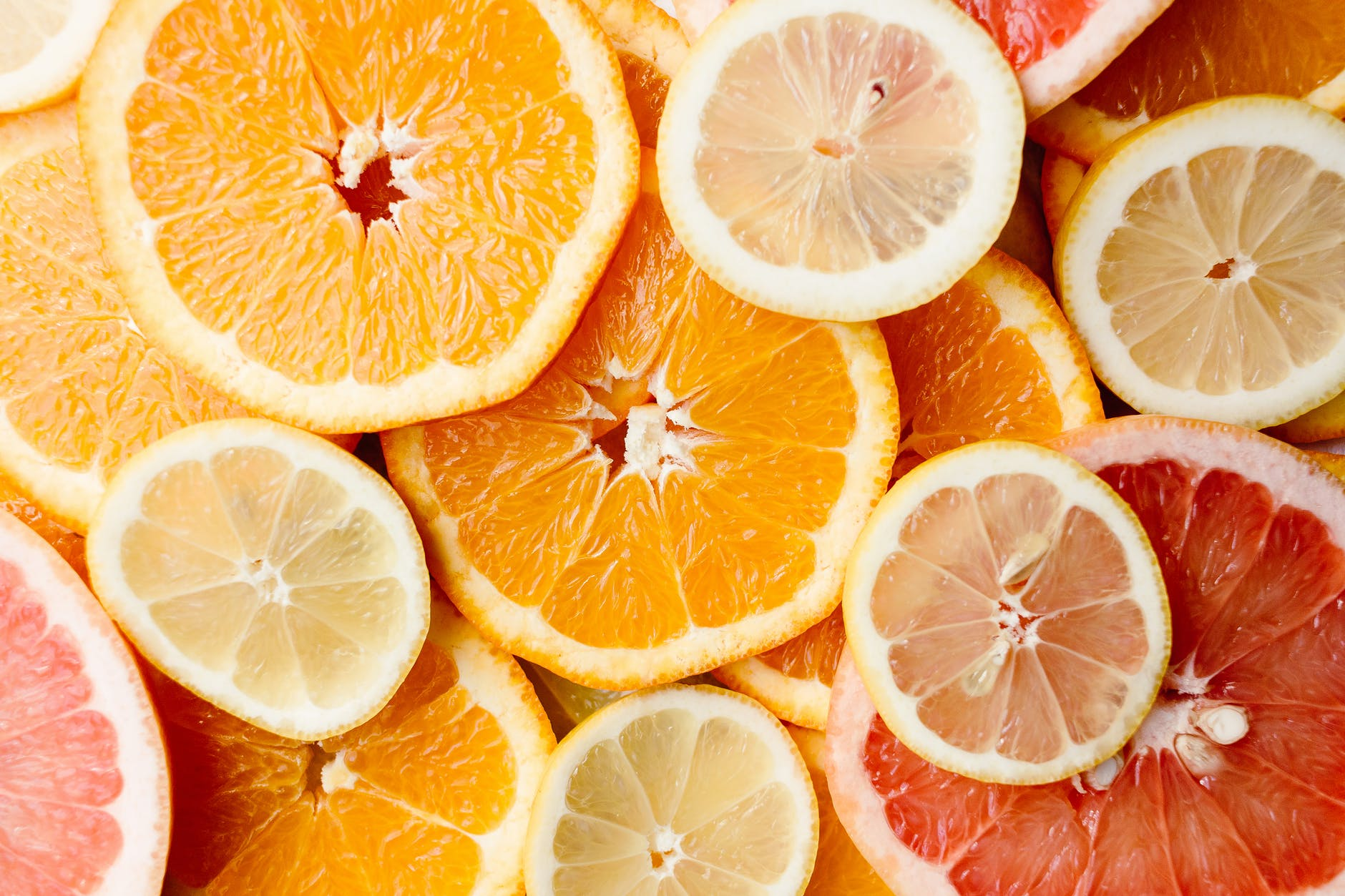 Citrus fruit as Immune Booster Food