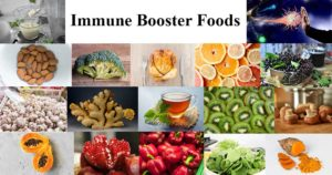 Immune Booster Foods