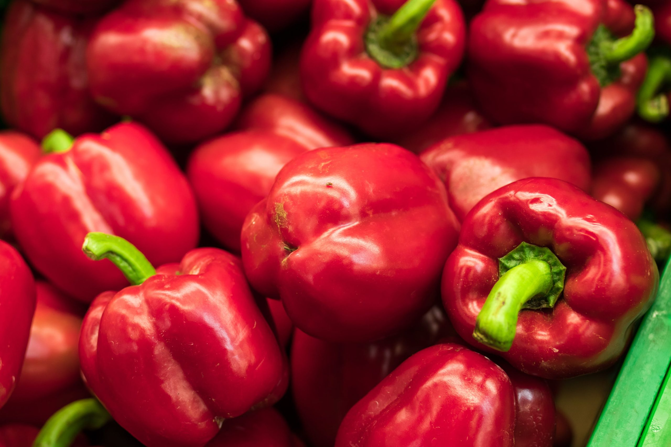 Red bell peppers as Immune Booster Food