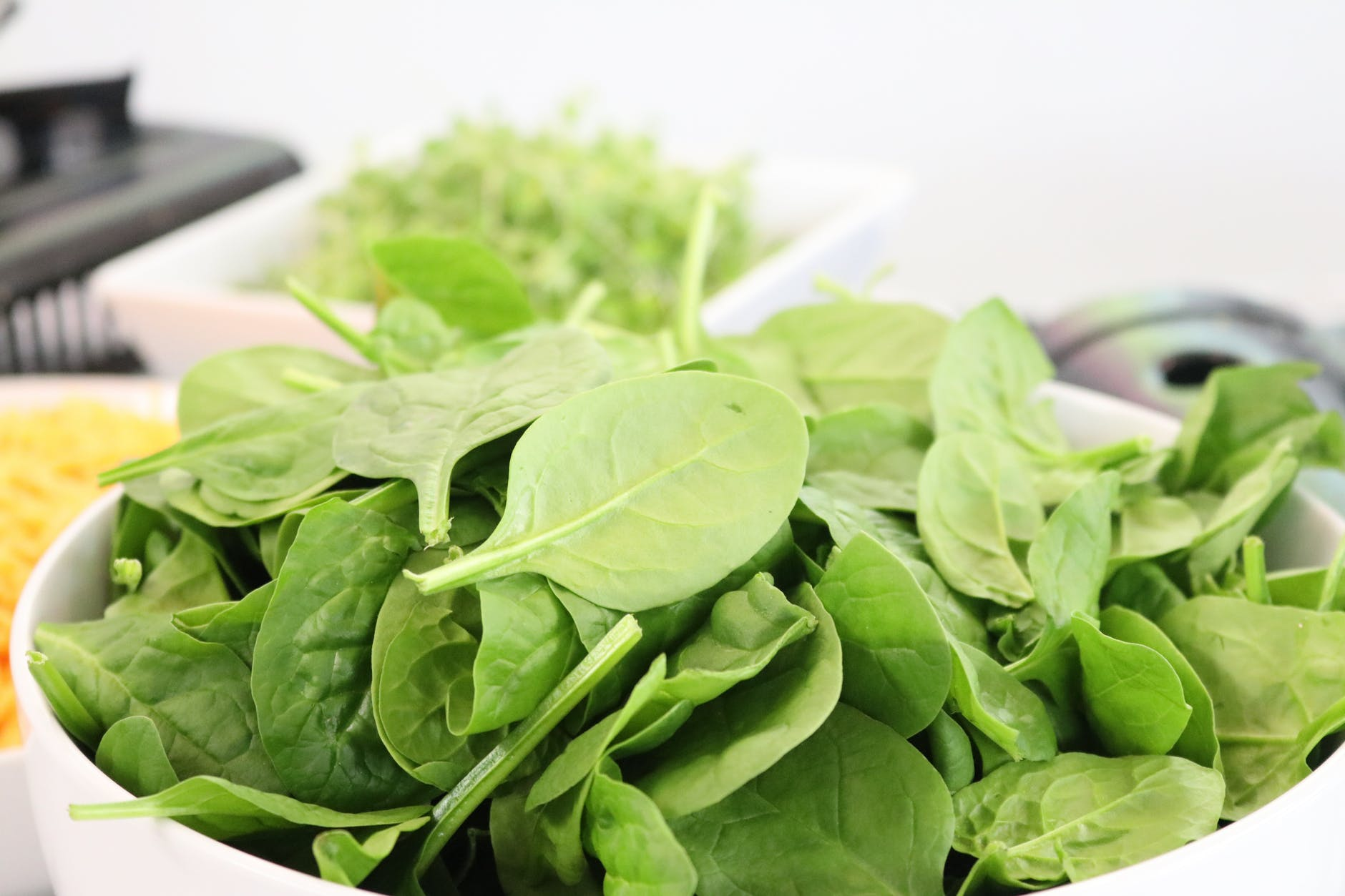 Spinach as Immune Booster Food