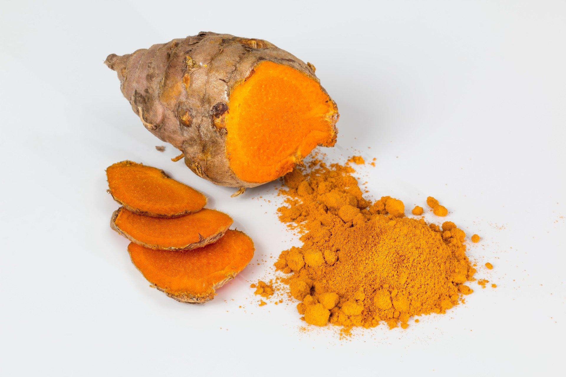 Turmeric as Immune Booster Food