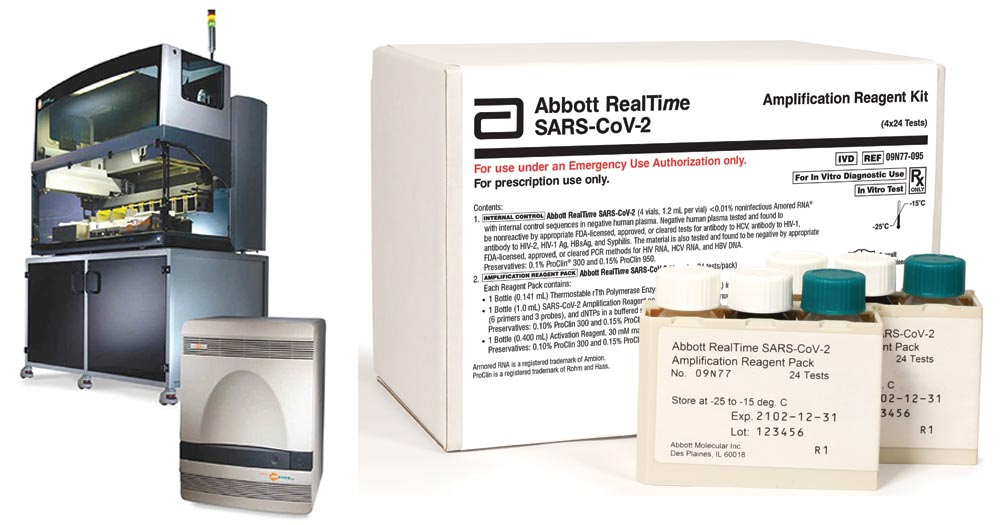 Nucleic acid amplification test (NAAT) (RNA Detection)