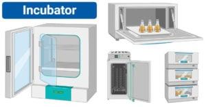 Types of incubators