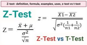 Z test